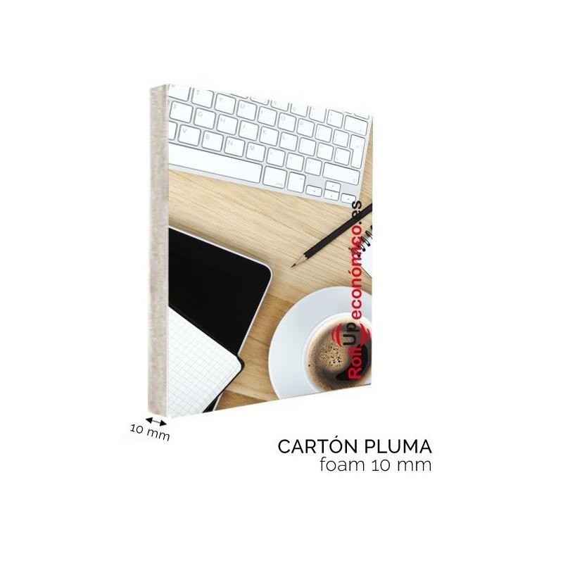 Cartón Pluma 10mm