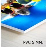 pvc 5 mm.