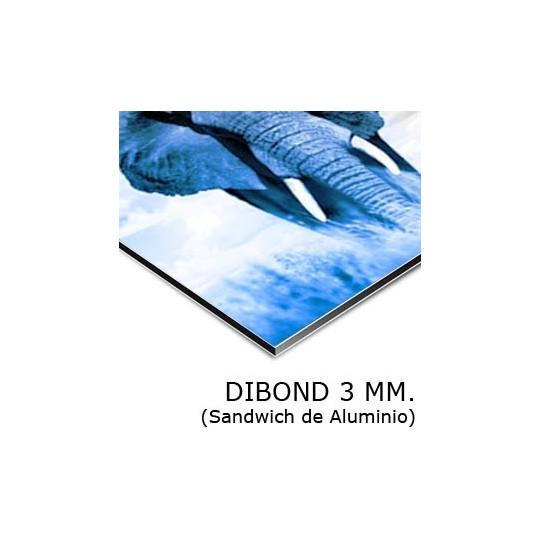 Aluminio 3mm