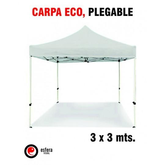 Carpa plegable ECO 3x3