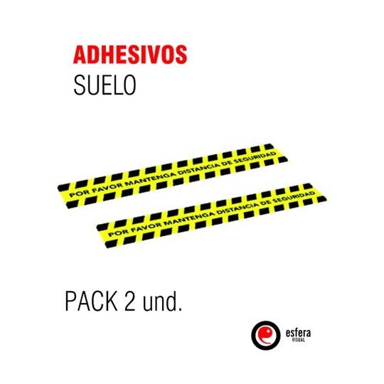 Pack adhesivos suelo