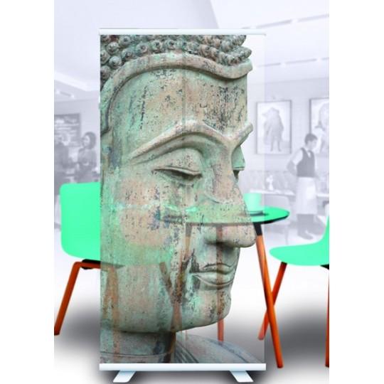 Rollup Separador covid Buda