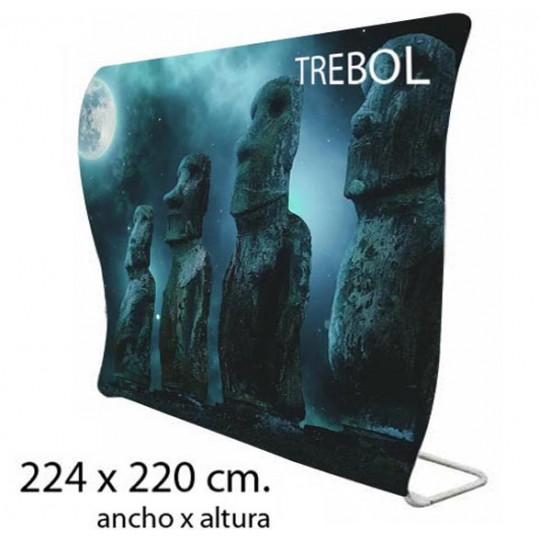 Trebol banner
