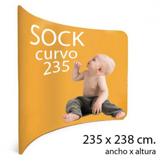 Sock Curvo 235
