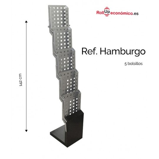 Portafolletos Hamburgo