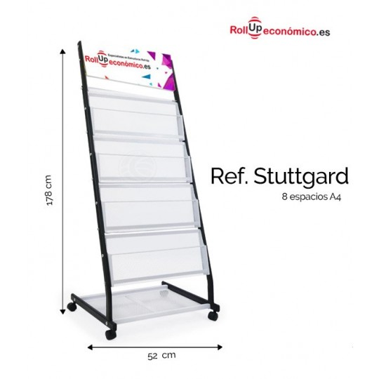 Portafolletos Stuttgard