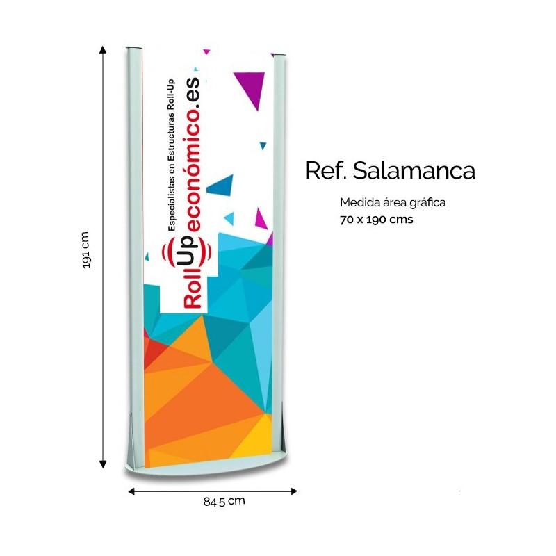 Tótem Publicitario Salamanca