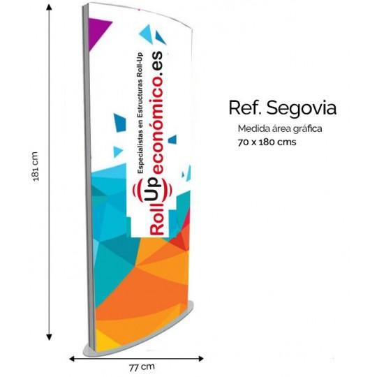Tótem Publicitario Segovia