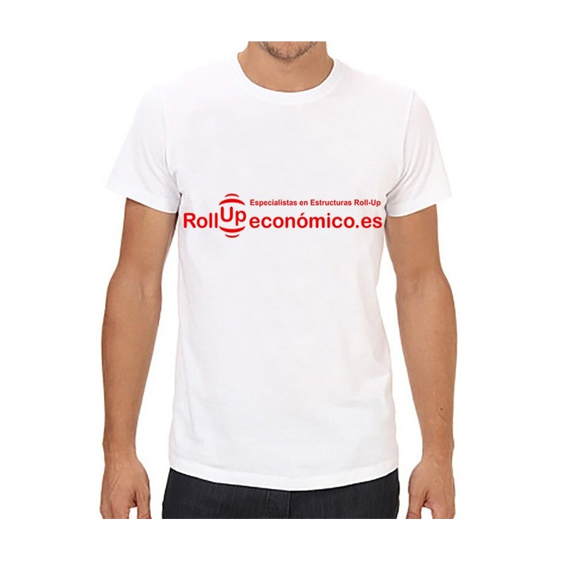 Camisetas publicitarias impresas - Camisetas económicas publicidad ec10a5ab263