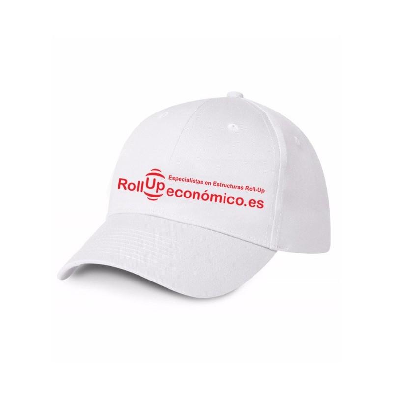 Gorras publicitarias impresas - Camisetas económicas publicidad 51ba8505253