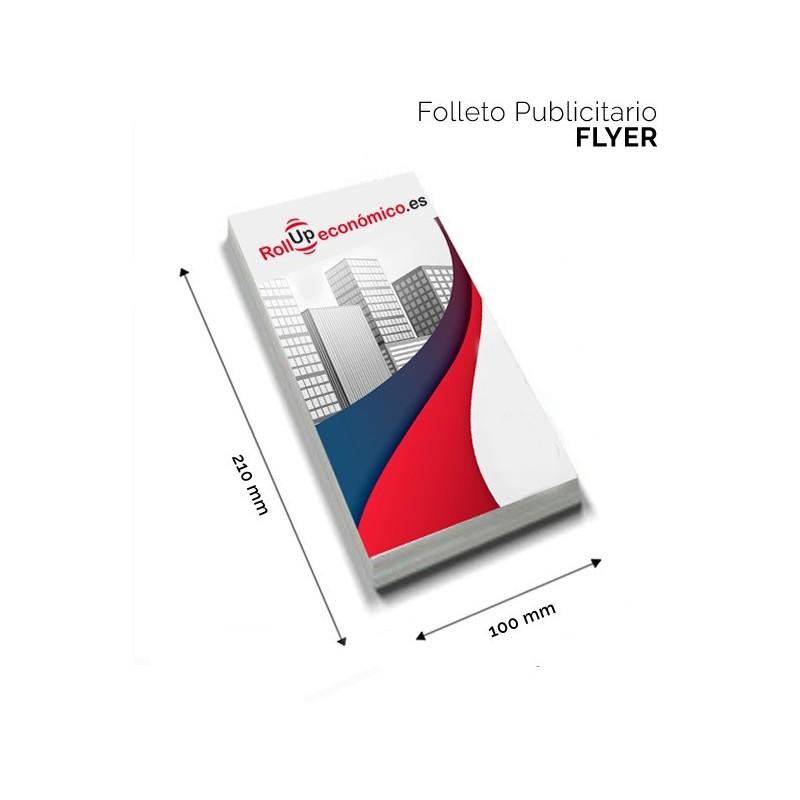 Flyer Imprenta 100x210