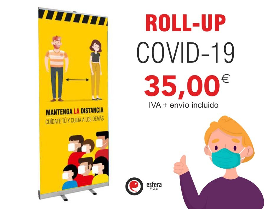 Roll Up Covid-19